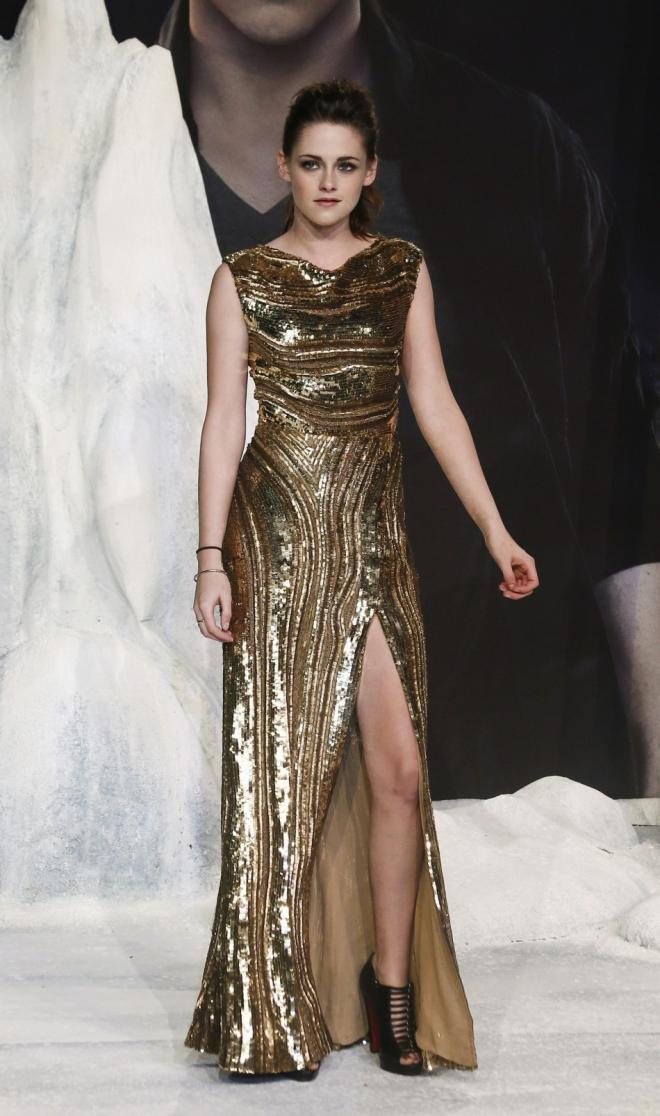 Best 5 Looks of Kristen Stewart