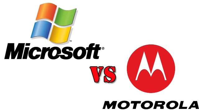 Microsoft and Motorola - File to Keep Patent Case Details Private