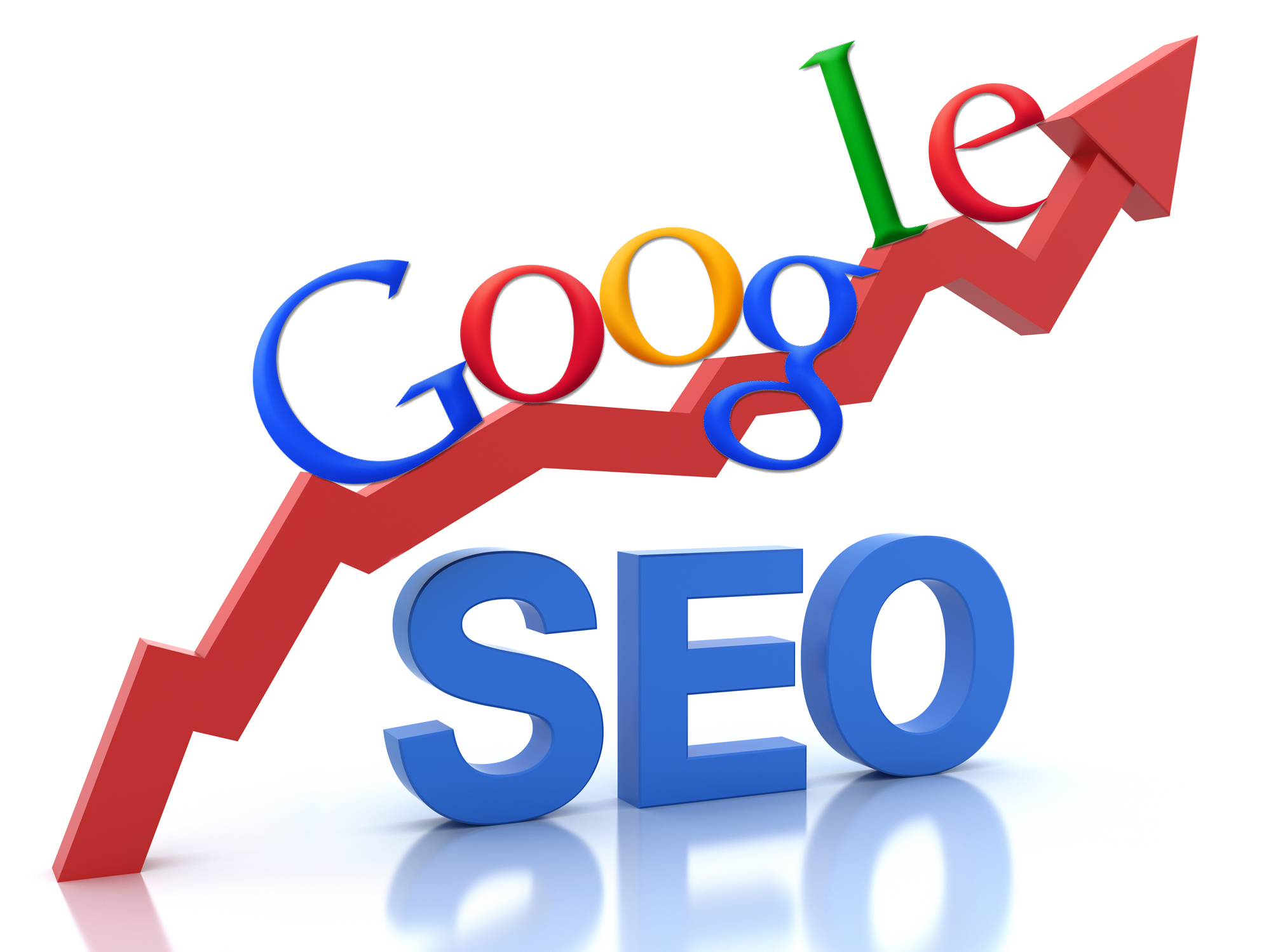 Top Ten Google SEO Ranking Factors