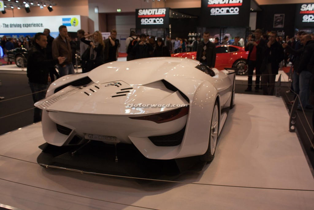 Concept Cars at 2012 Essen Motor Show