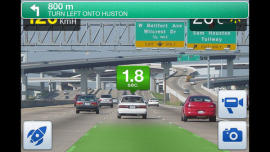 iOnRoad Augmented Reality Driving
