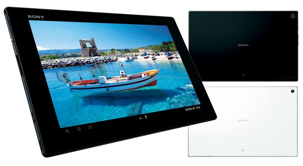 Sony's Xperia Tablet Z announced 15GHz quadcore