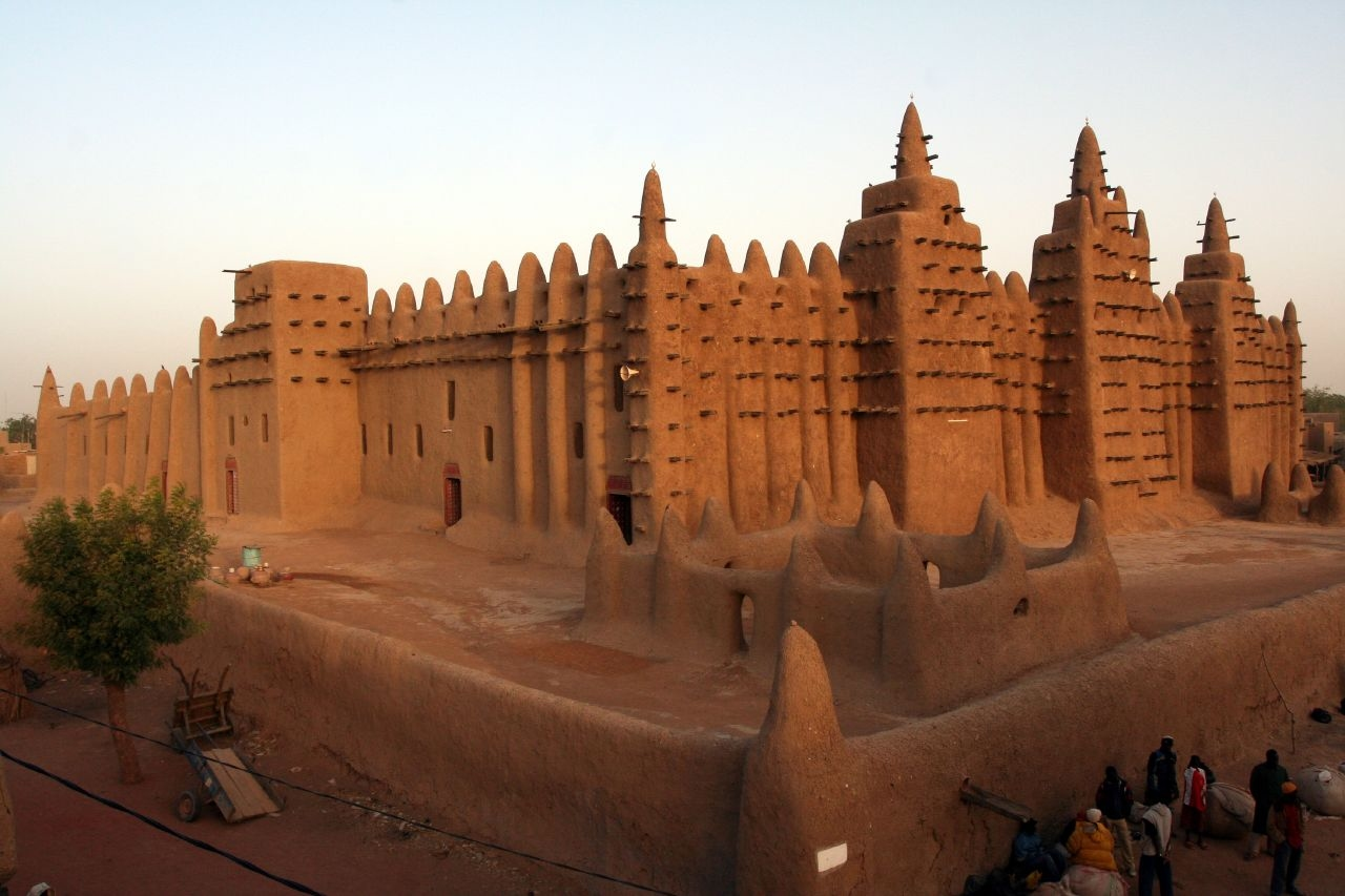 Mystical Timbuktu Took by French - Al-Qaida