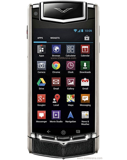 Luxury Vertu Ti