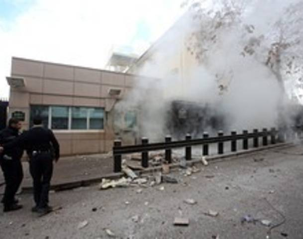 Two Dead in Suicide Bomb Attack in US Embassy - Turkey