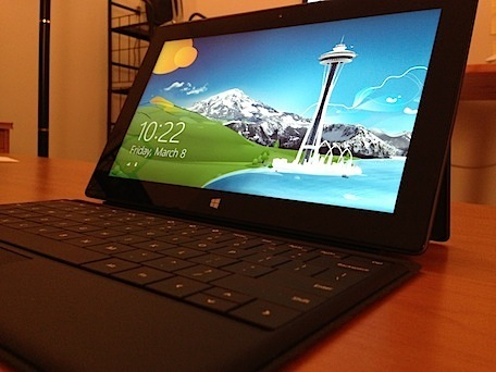 Microsoft Surface Pro Survives