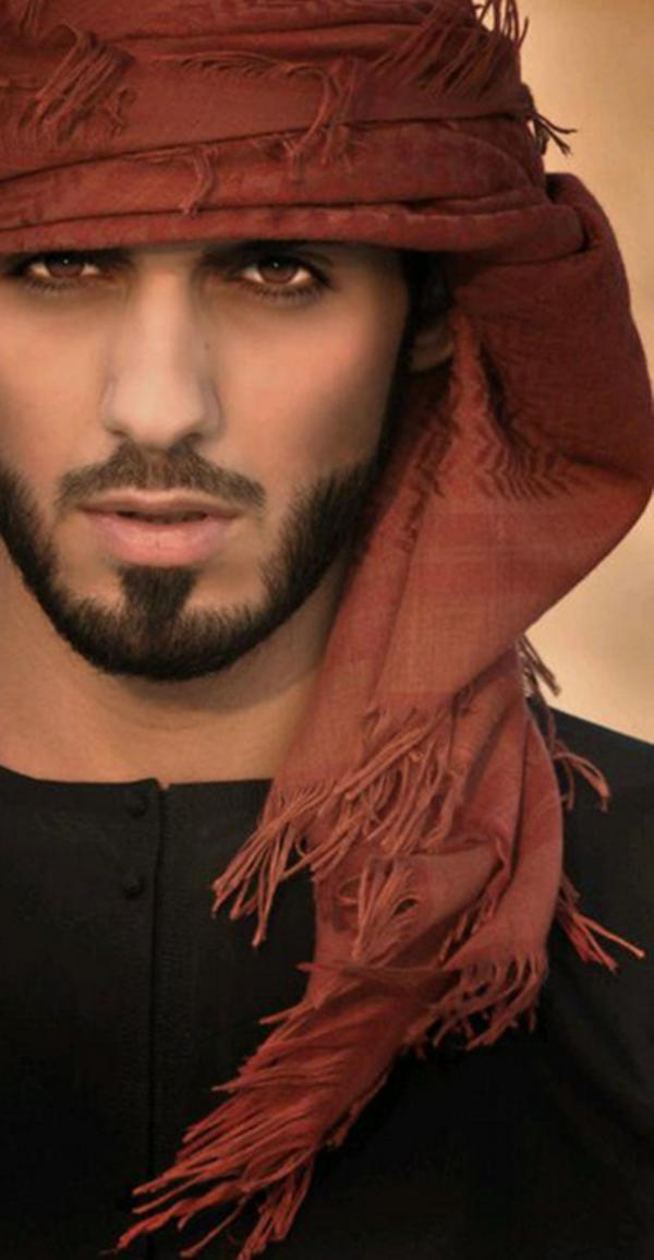 Omar Borkan Al Gala deported from Saudi Arabia for being Too Handsome