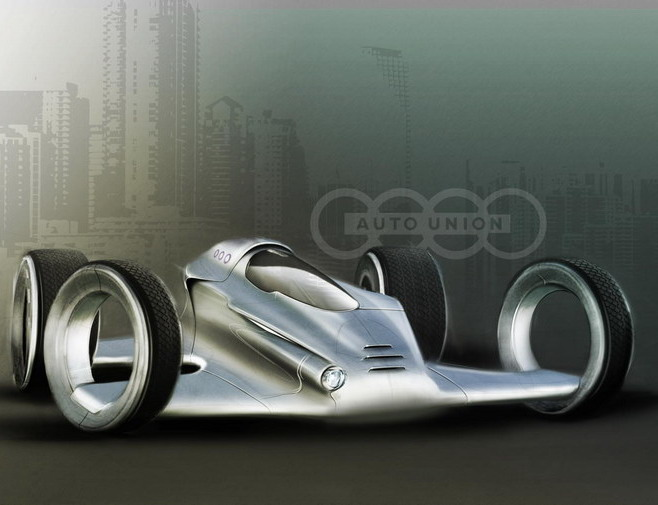 Design Proposals Revealed - Salon Prive 'Concours of the Future'