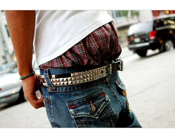 Sagging Pants Banned in Parts of New Jersey