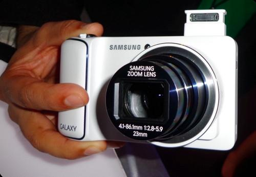 Samsung Camera S4 zoom camera