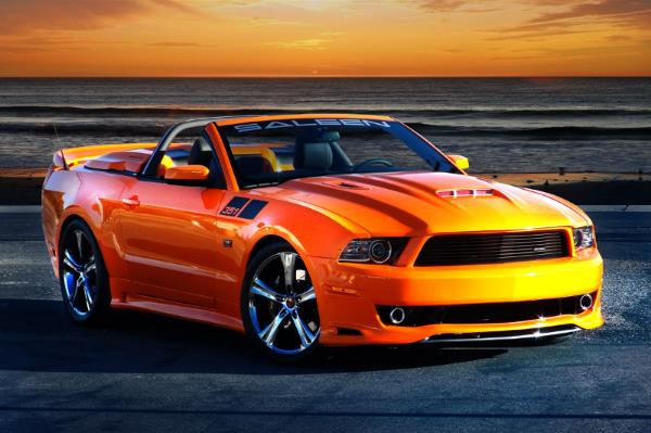 700 HP Saleen 351 Mustang Announced