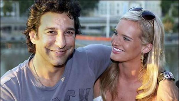 Australian Blonde Soon To Be Mrs. Wasim Akram