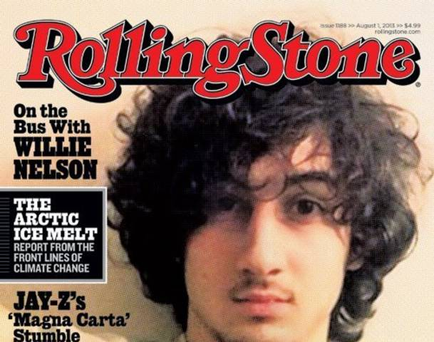 Rolling Stone Boston Bomber Cover Elicits Outrage