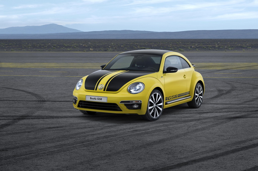 Volkswagen Beetle GSR Launched In America