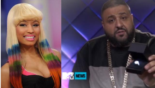 Dj Khaled Proposal to Nicki Minaj - The Real Reason