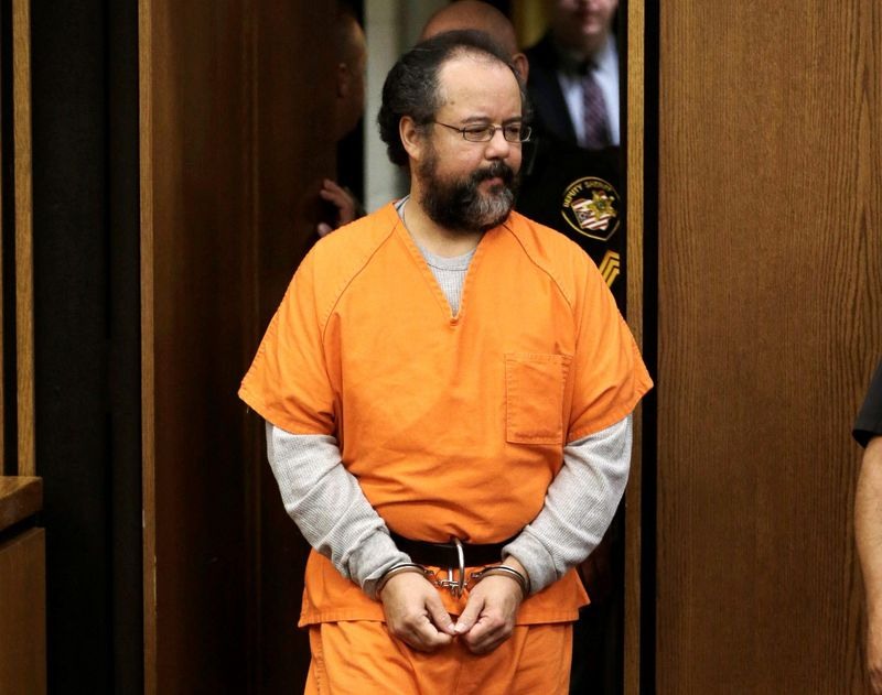 Kidnapper Ariel Castro Sentenced