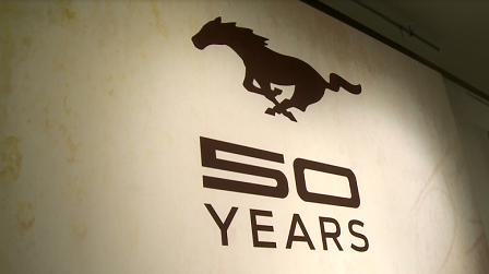 Mustang Countdown Series Celebrate 50 Years