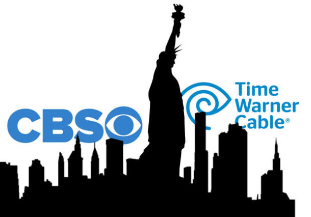 Online Shows Blocked By CBS For Time Warner Cable Customers