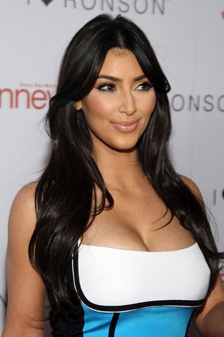 What made Kim Kardashian Popular?