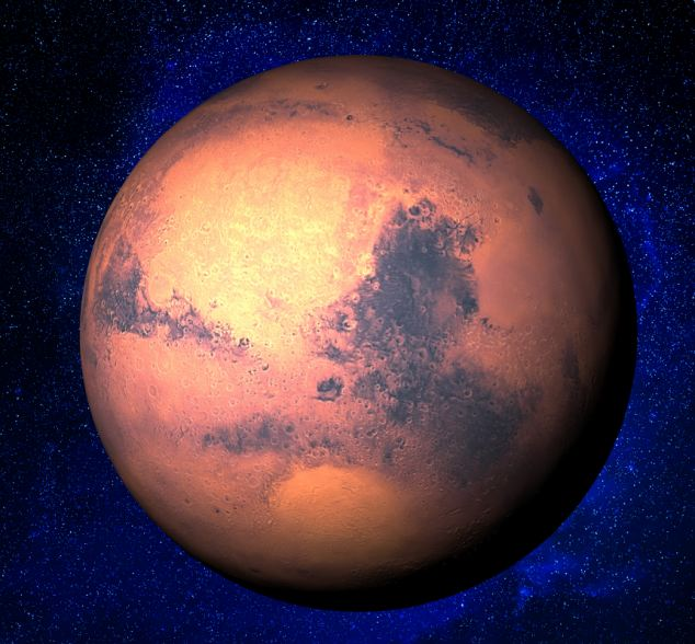 Earth life May Have come from Mars