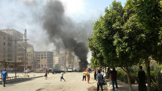 Egyptian Minister Mohammed Ibrahim Survives Blast