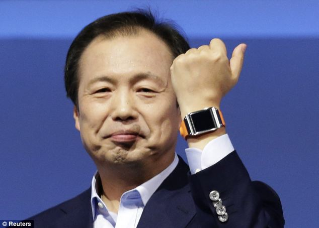 Samsung-Galaxy smartwatch
