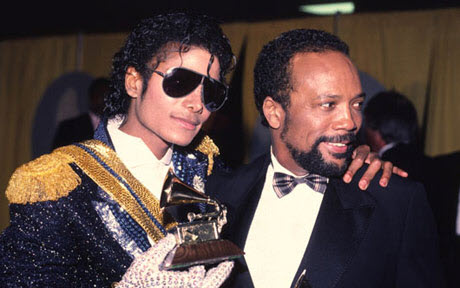 Michael Jackson's Estate Sued for $10 Million By Quincy Jones