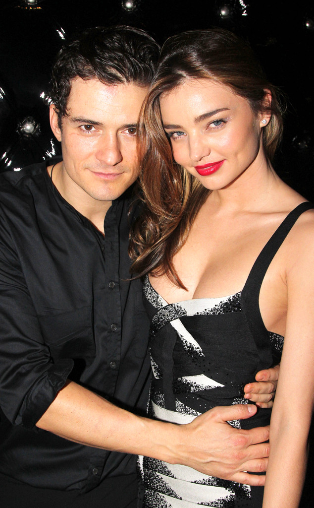 Orlando Bloom and Miranda Kerr Split Up